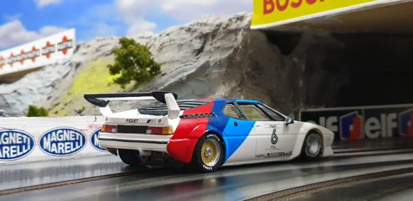 20190706 002500 - Mal was neues wagen, einen neuen Wagen - BMW M1 ProCar Cup