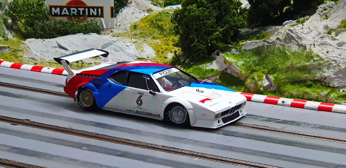 20190706 003031 - Mal was neues wagen, einen neuen Wagen - BMW M1 ProCar Cup