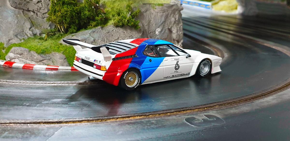 20190706 003251 - Mal was neues wagen, einen neuen Wagen - BMW M1 ProCar Cup