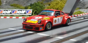 Porsche 934 RSR GELO Racing Team