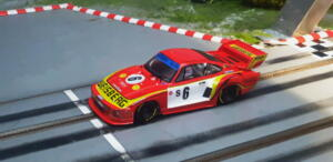 Porsche 935 GELO Racing Team